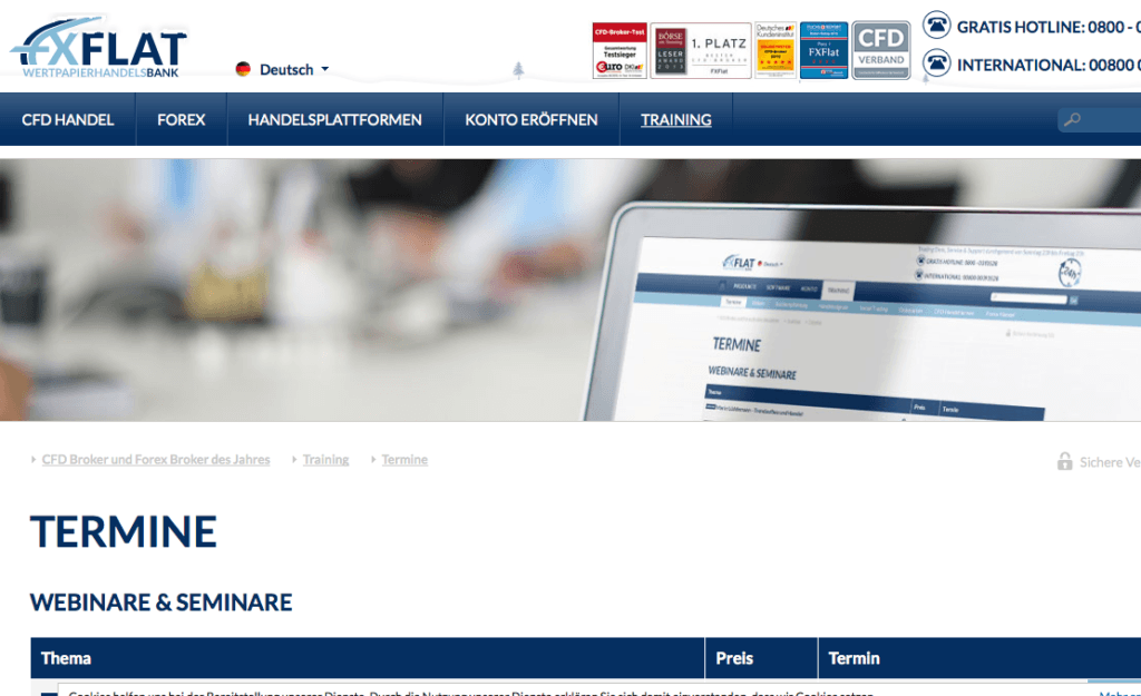 FXFlat-webinare
