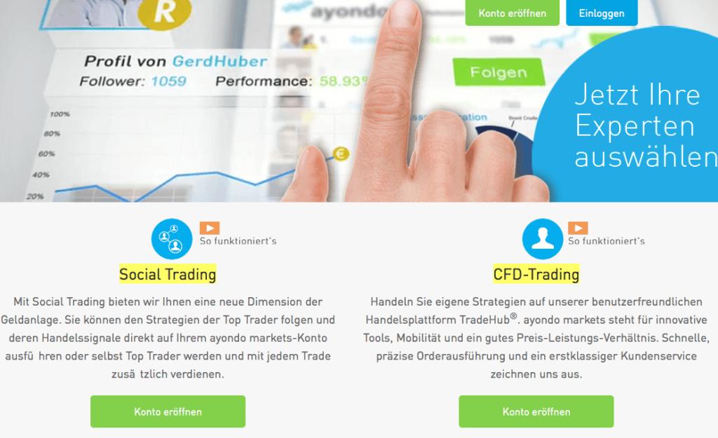 bester kryptowährungshandel bot ethereum ayondo cfd erfahrungen und vergleich