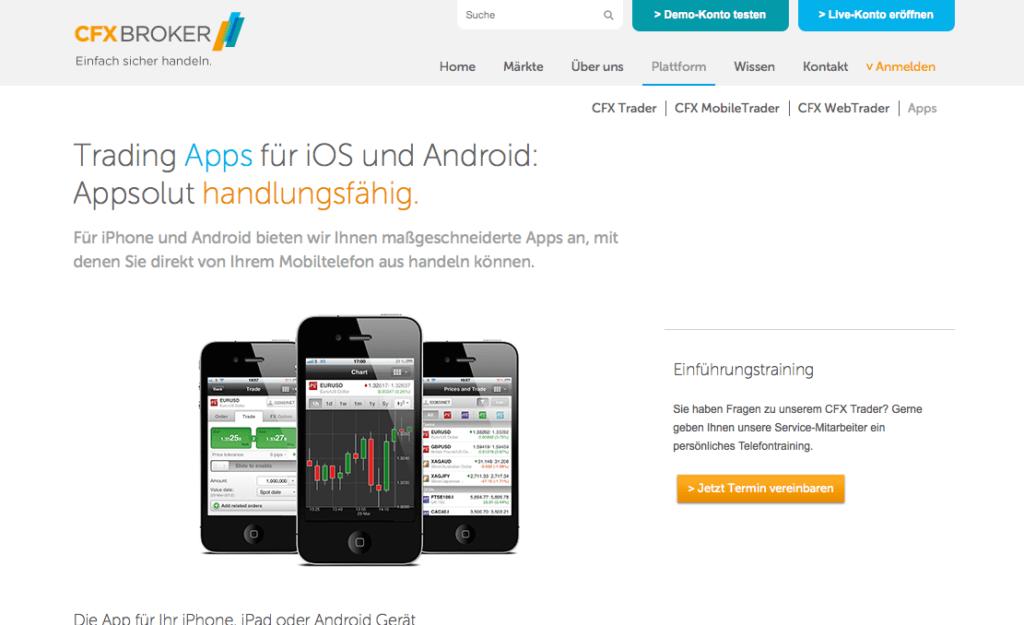 cfx-broker-übersicht-apps-mobile
