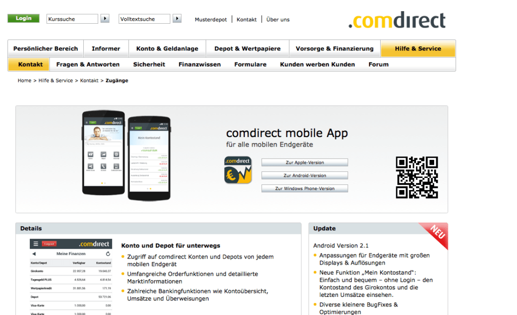 comdirect-übersicht-apps-mobile