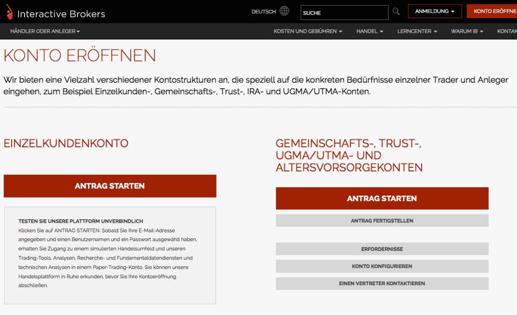 interactive-brokers-kein-demokonto