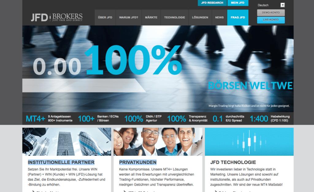 jfd-brokers-übersicht-kontomodelle