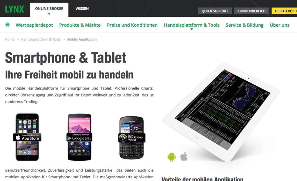 lynx-übersicht-apps-mobile