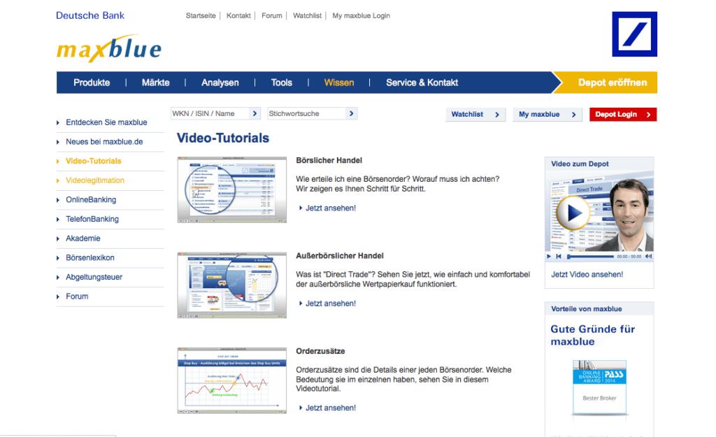 maxblue-webinare