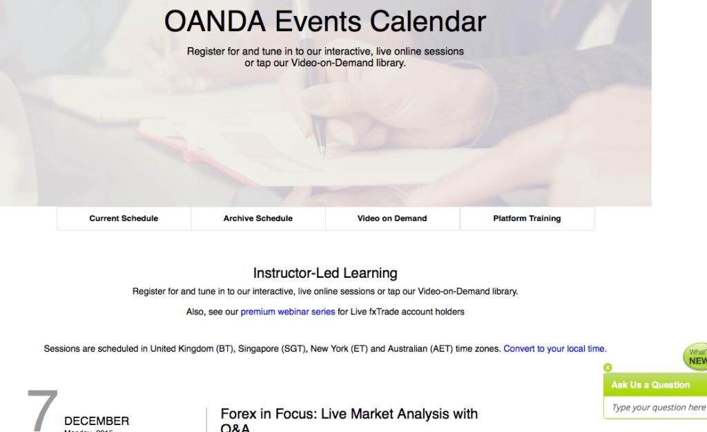 oanda-webinare
