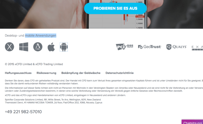 xcfd-übersicht-apps-mobile