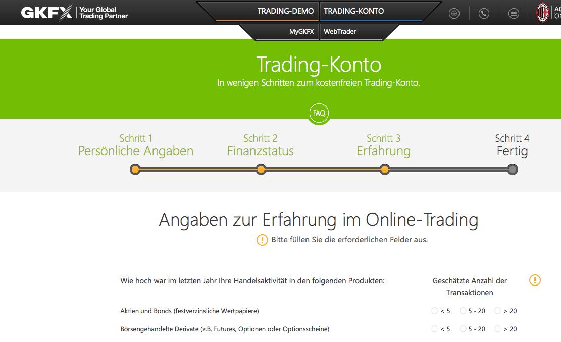 Gkfx forex broker