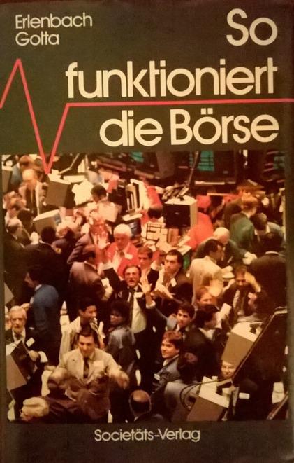 Verständlich und gut geschrieben, aber nicht mehr ganz aktuell ist dieses Börsenbuch aus den 1980er Jahren.