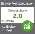 Consorsbank im Test