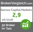 Sensus Capital im Test