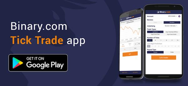 Binary.com App