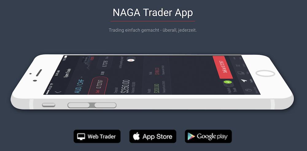NAGA Trader App