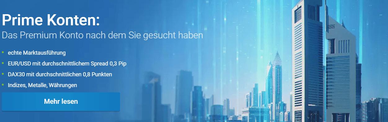 Robomarkets Premiumkonto