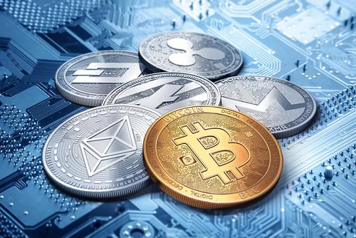 ATFX Kryptowährungen