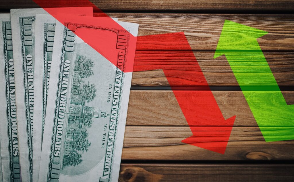 Verluste aus Devisengeschäften können mit anderen Kapitalerträgen verrechnet werden. Einzige Ausnahme sind Aktien, die einen eigenen Rechnungskreis bilden